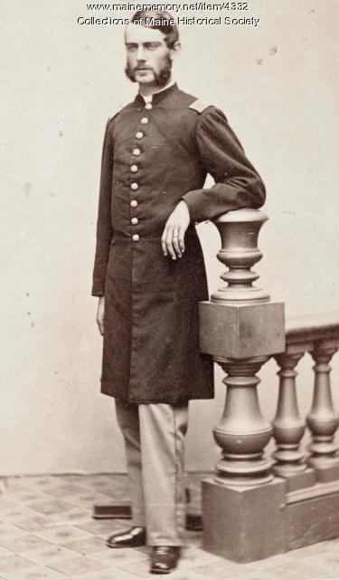 Thomas Chamberlain, Brewer, ca. 1864