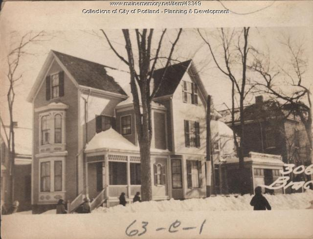 306 Brackett Street, Portland, 1924