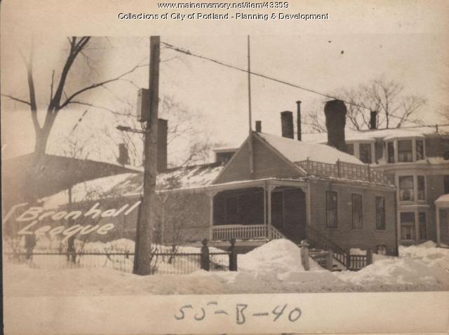 212-216 Brackett Street, Portland, 1924