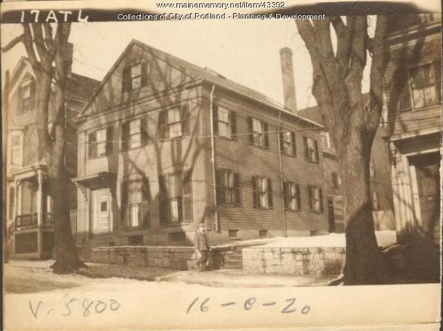 15-17 Atlantic Street, Portland, 1924