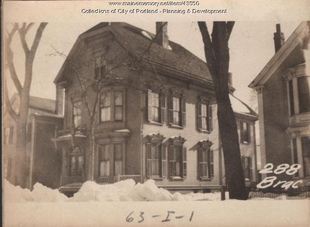 288-290 Brackett Street, Portland, 1924