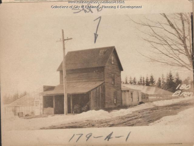 168-200 Brentwood Street, Portland, 1924