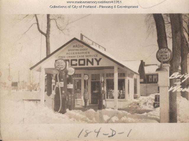 569-575 Brighton Avenue, Portland, 1924
