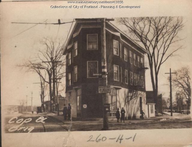 876 Brighton Avenue, Portland, 1924