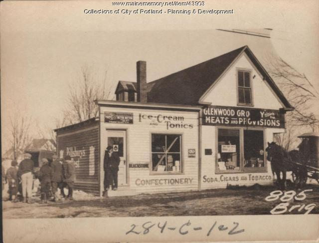 885-889 Brighton Avenue, Portland, 1924
