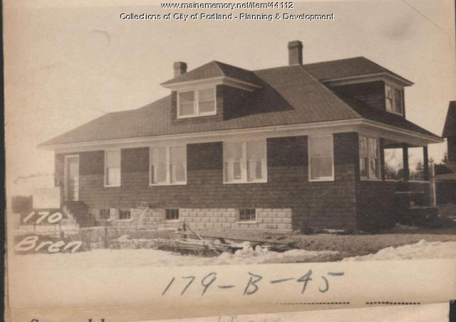 176-178 Brentwood Street, Portland, 1924