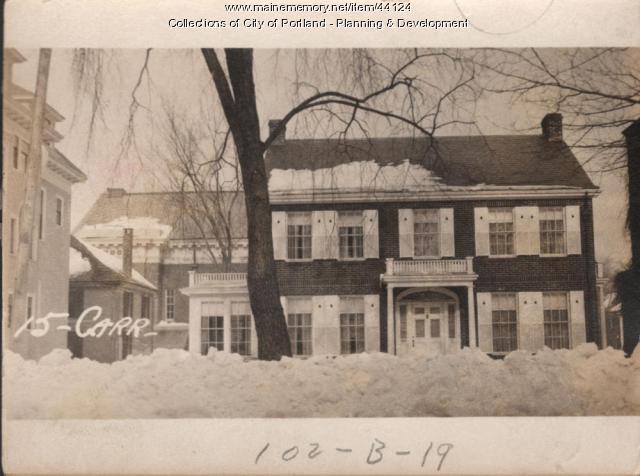 15-17 Carroll Street, Portland, 1924