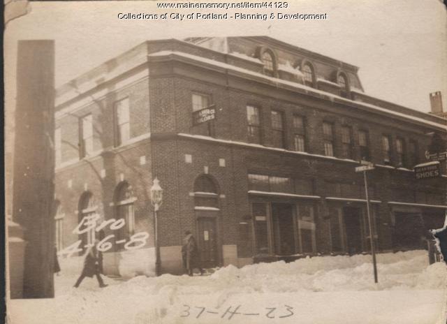 2-8 Brown Street, Portland, 1924