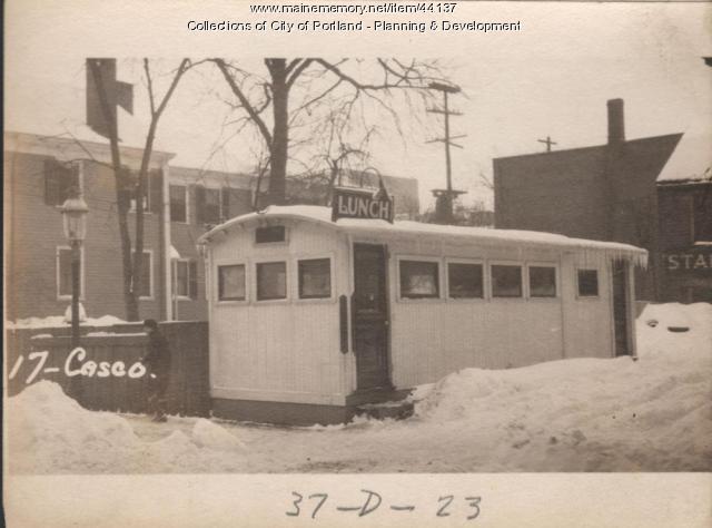 17 Casco Street, Portland, 1924