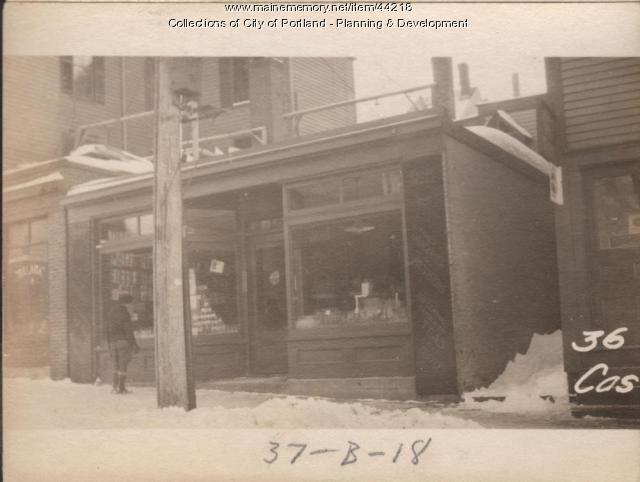 36-38 Casco Street, Portland, 1924