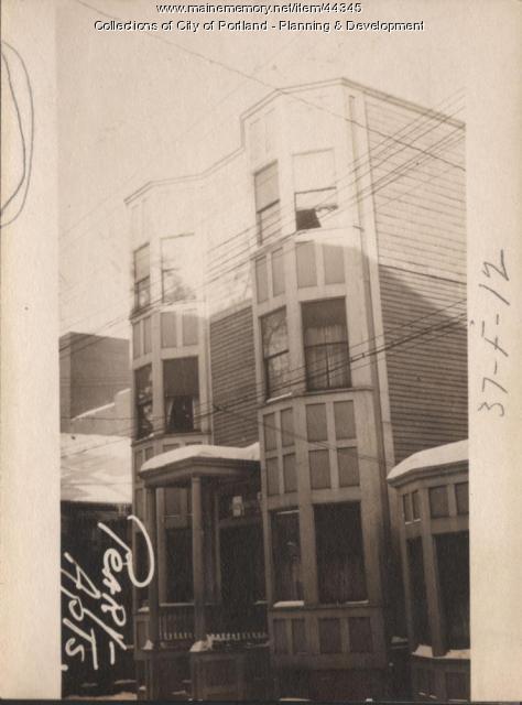 45-47 Brown Street, Portland, 1924