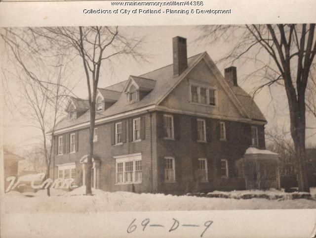 65-73 Carroll Street, Portland, 1924