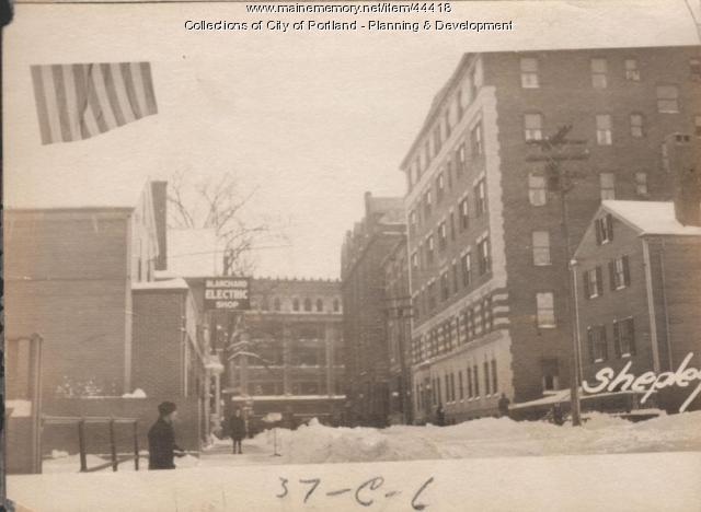 18-22 Casco Street, Portland, 1924