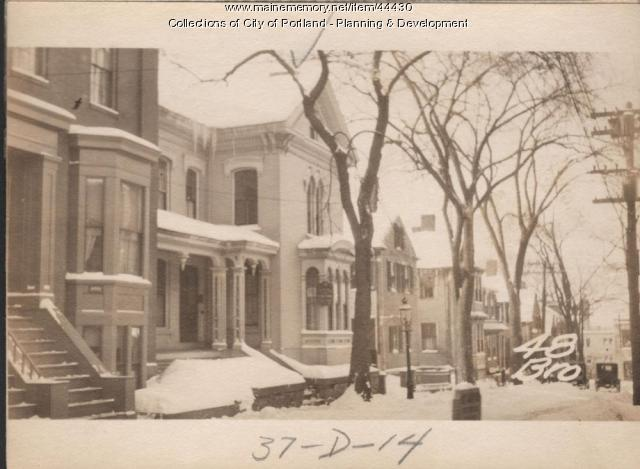 48 Brown Street, Portland, 1924