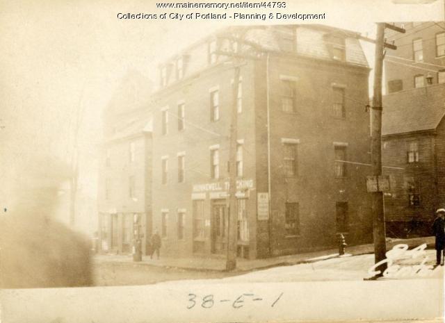 78-84 Center Street, Portland, 1924