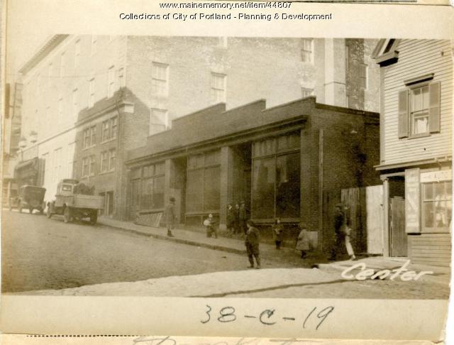 91-97 Center Street, Portland, 1924