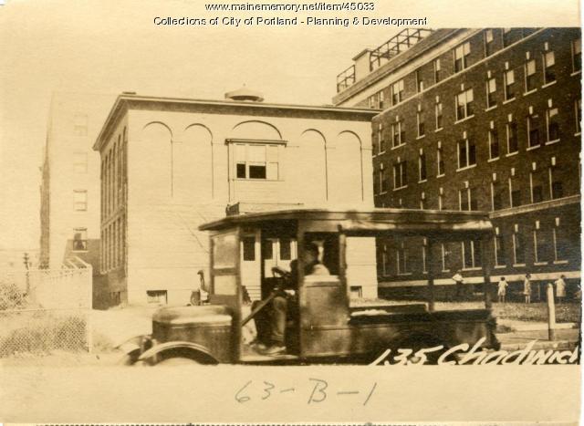 135-137 Chadwick Street, Portland, 1924