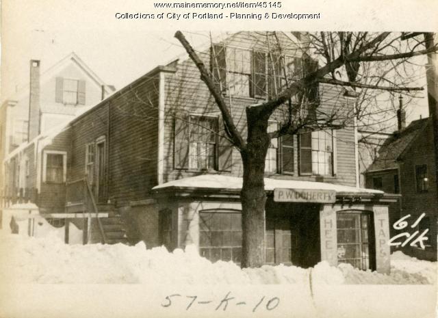 59-65 Clark Street, Portland, 1924