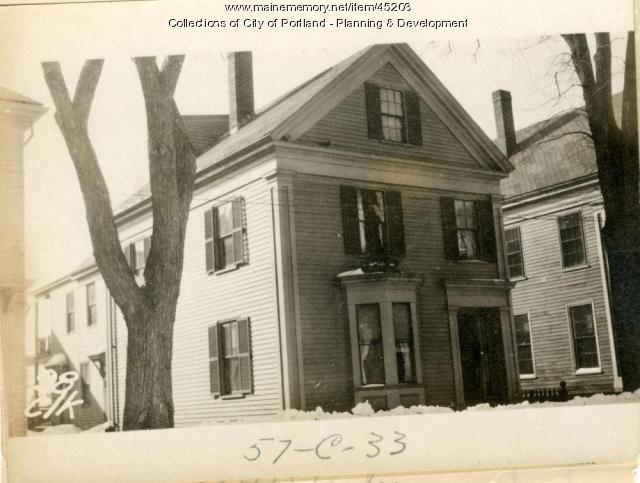 96-98 Clark Street, Portland, 1924