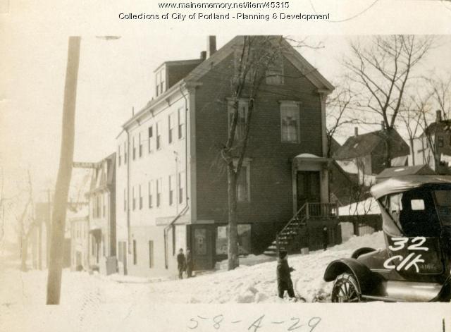 32 Clark Street, Portland, 1924