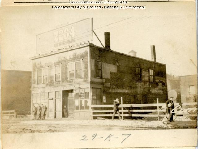 53-55 Commercial Street, Portland, 1924