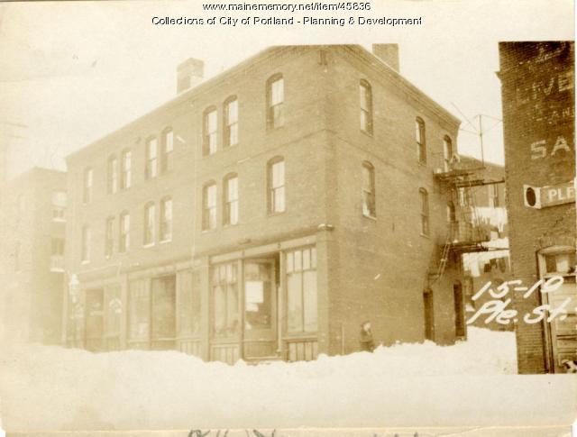 13 Pleasant Street, Portland, 1924