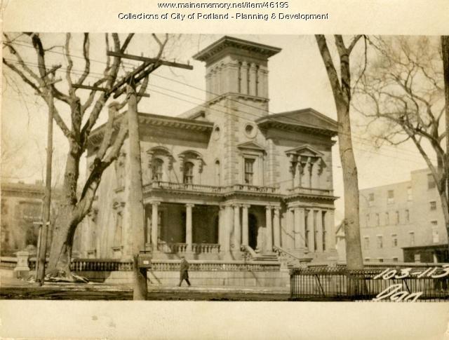 103-113 Danforth Street, Portland, 1924