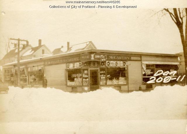 209-211 Danforth Street, Portland, 1924