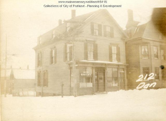 212-216 Danforth Street, Portland, 1924