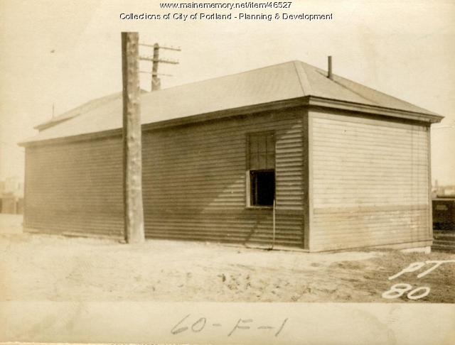 92-182 West Commercial Street, Portland, 1924