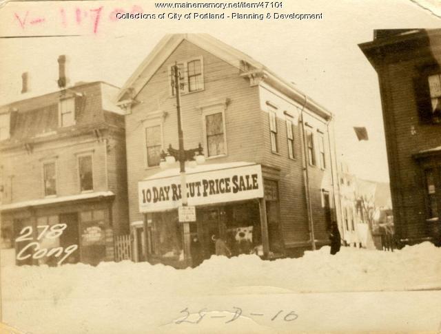 278-280 Congress Street, Portland, 1924