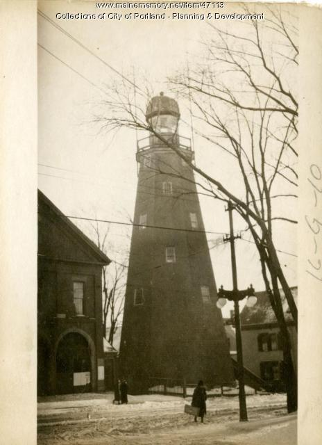 138-142 Congress Street, Portland, 1924
