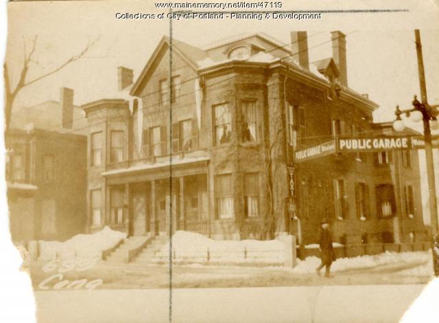 699 Congress Street, Portland, 1924
