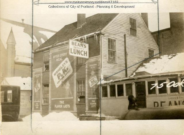 75-77 Oak Street, Portland, 1924