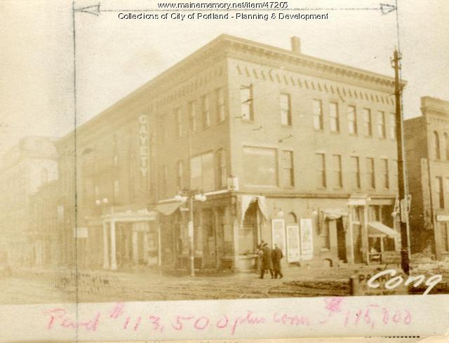 414-424 Congress Street, Portland, 1924
