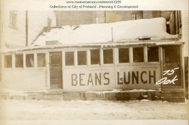75 Oak Street, Portland, 1924