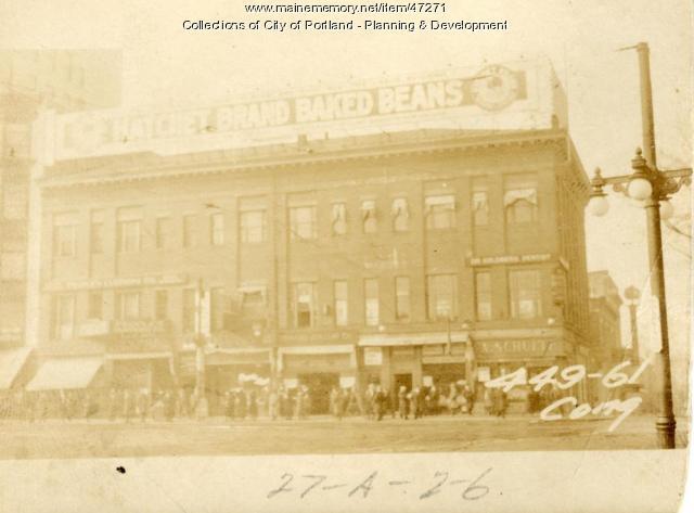 451-461 Congress Street, Portland, 1924