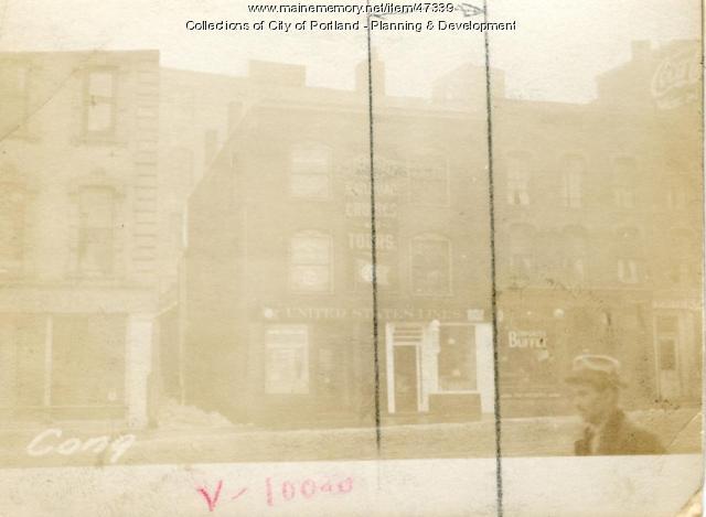 406 Congress Street, Portland, 1924