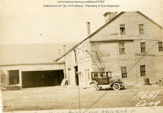 697-703 Congress Street, Portland, 1924