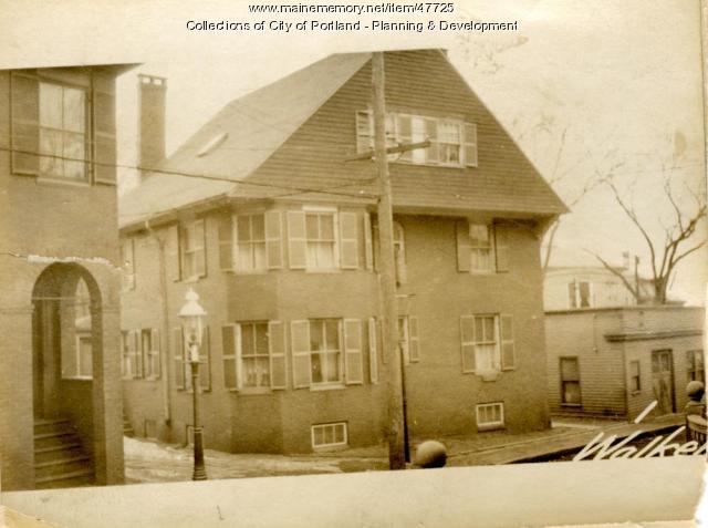 728-732 Congress Street, Portland, 1924