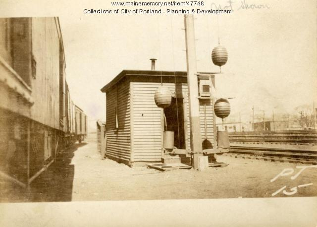 963-983 Congress Street, Portland, 1924