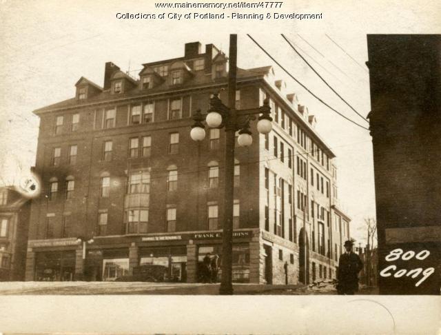 794-800 Congress Street, Portland, 1924