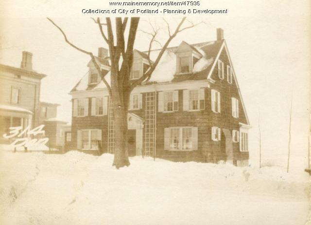 314-318 Danforth Street, Portland, 1924