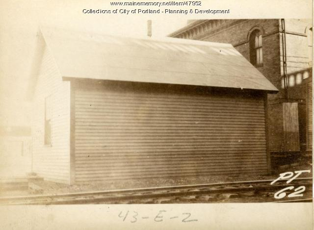 485-511 Commercial Street, Portland, 1924