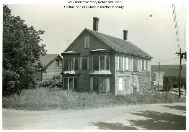 Boarding House, Lubec, ca. 1975
