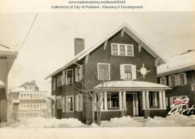 97-99 Dartmouth Street, Portland, 1924