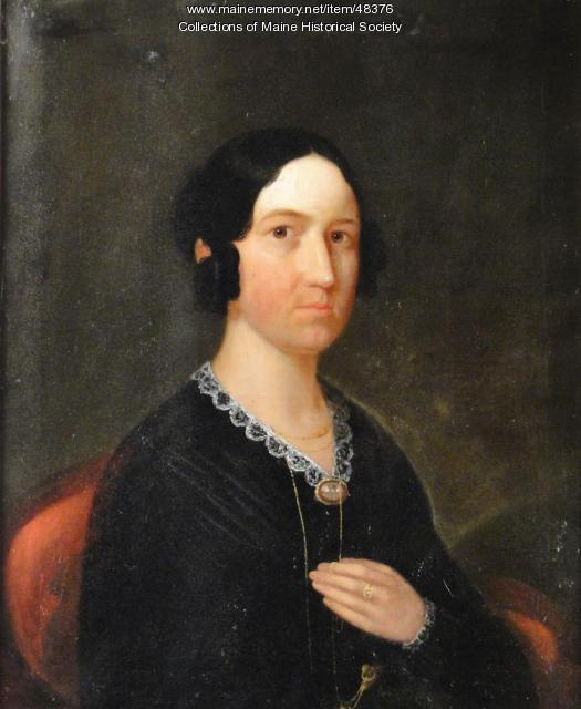 Susannah W. Cary, Houlton, 1840