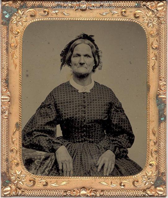 Alvira Parkhurst, Unity, ca. 1865