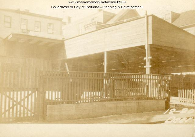 16 Deer Street, Portland, 1924