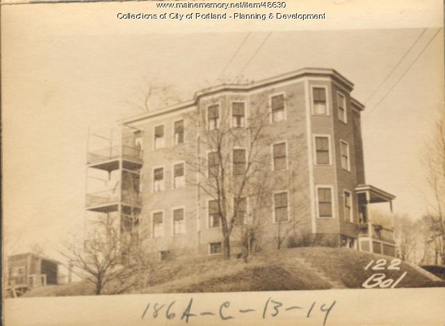 116-124 Manners Avenue, Portland, 1924